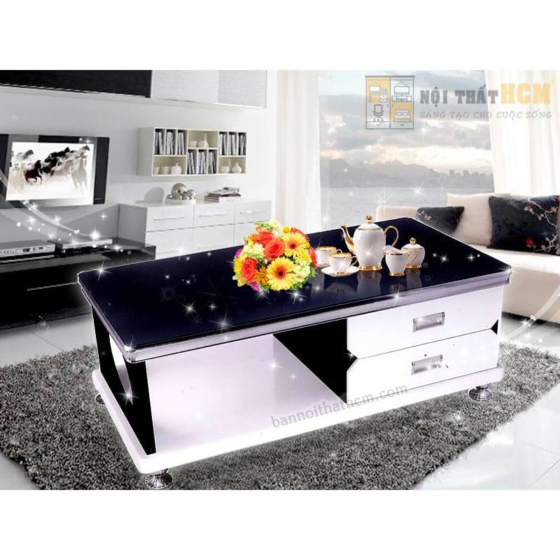 bàn gỗ sofa