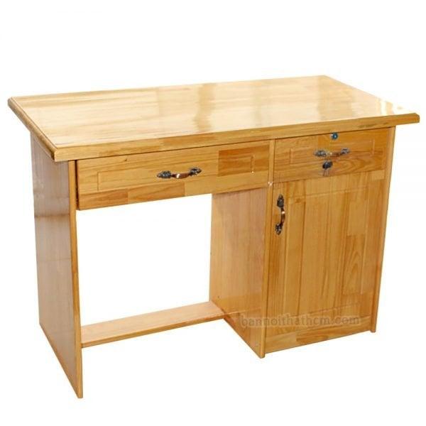 bàn học gỗ đẹp