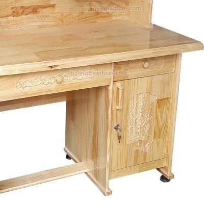 bàn học gỗ tự nhiên