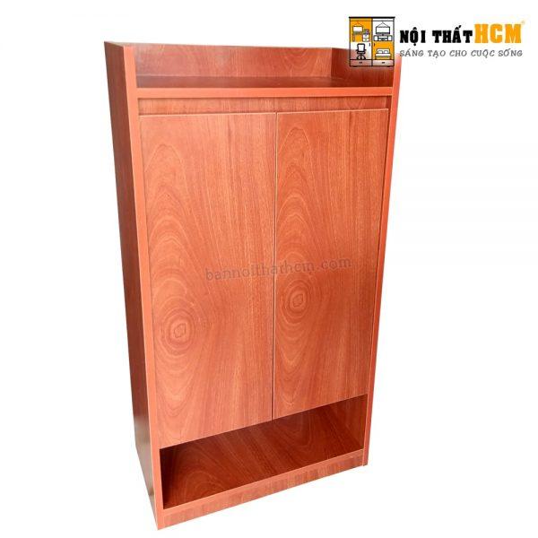 tủ giày gỗ công nghiệp giá rẻ hcm