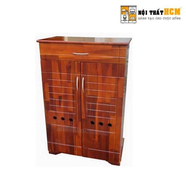 tủ dép gỗ