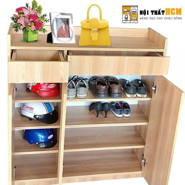 tủ giày hiện đại