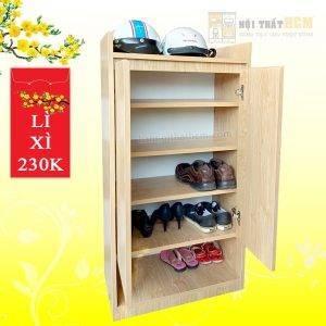 tủ giày giá rẻ HCM